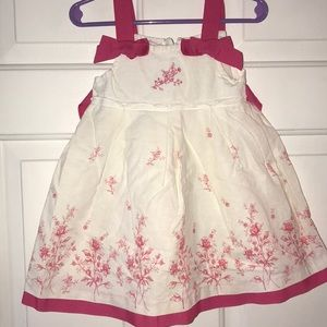 Girl's dress size 18 months